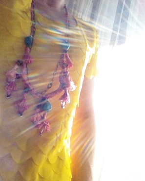 Susanoo diy neckpiece