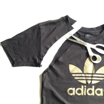 Susanoo72 remodelling Adidas t-shirt